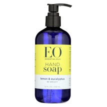 EO Products - Liquid Hand Soap Lemon and Eucalyptus - 12 fl oz - $12.10