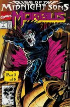 Morbius The Living Vampire Rise of Midnight Sons Issue #1 - Marvel Comic... - $3.95