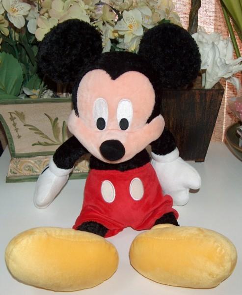 Mickey Mouse 17 inch Plush Disneyland Resort