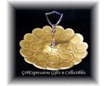 Harvest gold circles dish w center handle thumb155 crop