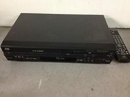 Jvc Dvd Player HR-VXC26U Powers On W/ Remote - $100.00