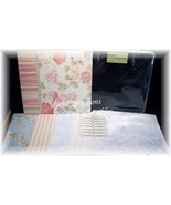"12x12 ""WEDDING"" Scrapbook Album Kit w/Totebag~2... - $22.95"