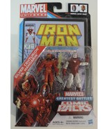 Marvel Universe Iron Man Silver Centurion vs. Mandarin Greatest Comic Pa... - $18.00