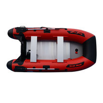 BRIS 10ft Inflatable Boat Dinghy Yacht Tender Fishing Pontoon Boats image 9