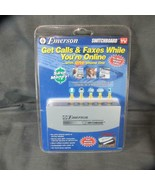 Emerson Switchboard - Get Calls & Faxes While You're Online - NEW SEALED - $12.19