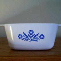 Vintage Corning Ware Casserole Cornflower Blue  5 qt NO LID - $34.00