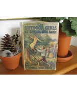 OUTDOOR GIRLS at SPRING HILL FARM Mystery #17 LAURA LEE HOPE 1st Edition DJ - $14.50