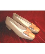 New Life Stride Square Toe Heels Pumps Shoes 9.5 - $23.50