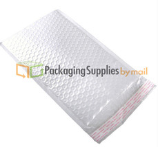 "300Pcs 10.5"" x 16"" #5 White Kraft Bubble Mailers Padded Envelopes Bags 1... - $99.23"