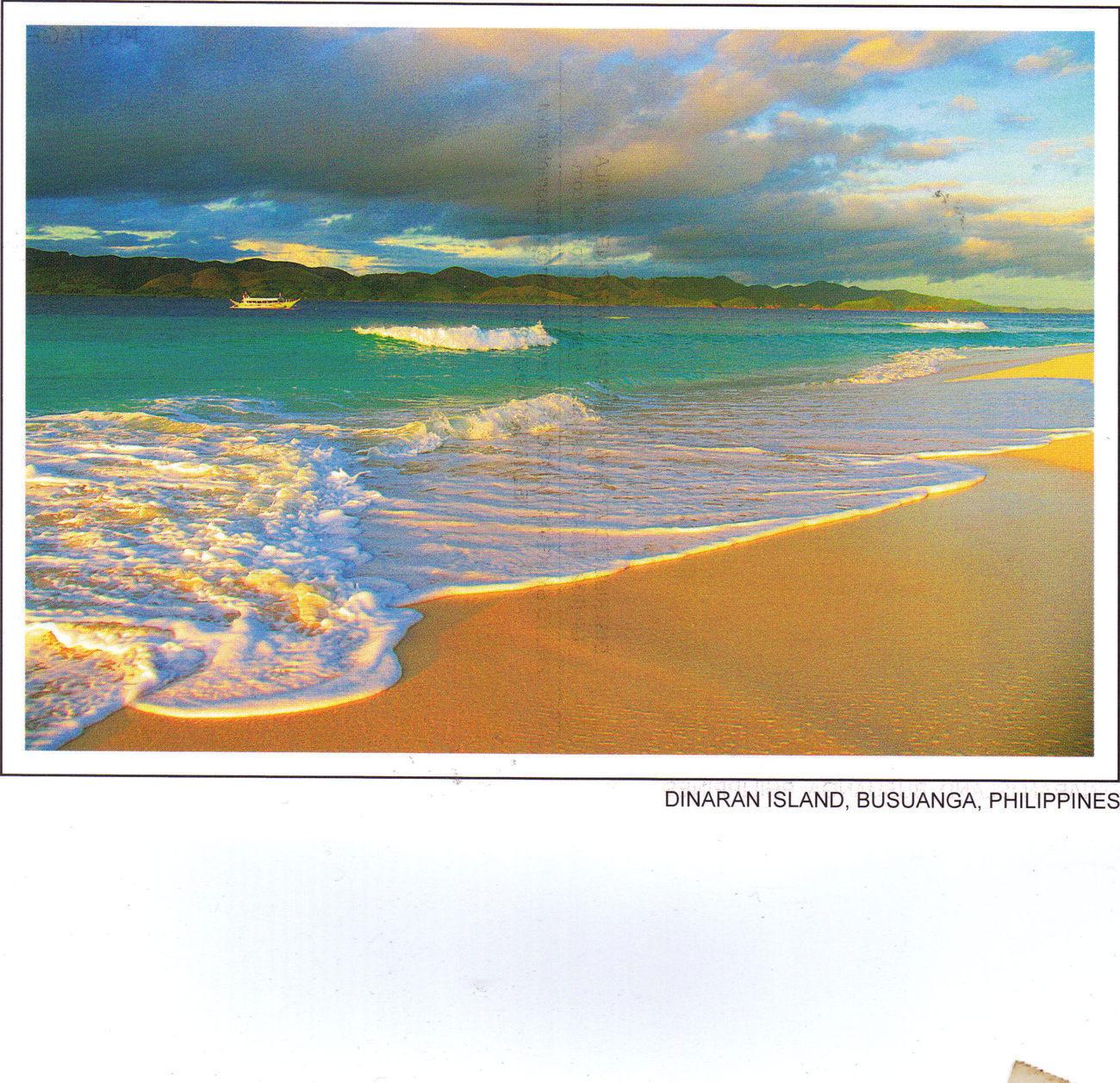 Phil postcard dinaran