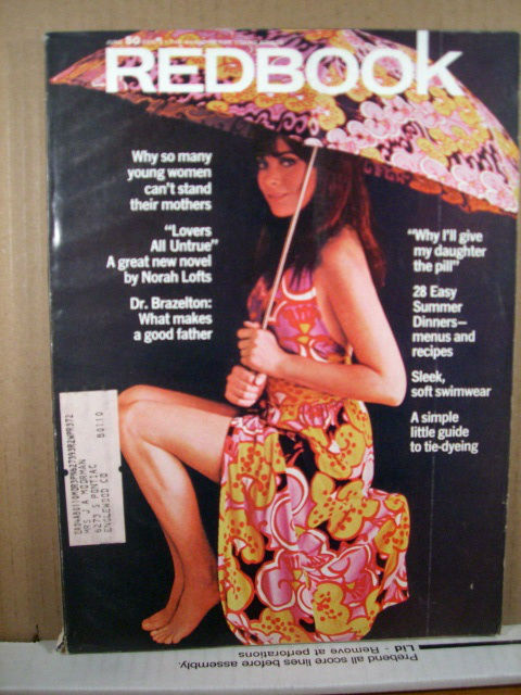 Primary image for Redbook Magazine June 1970 Norah Lofts - Lovers All Untrue