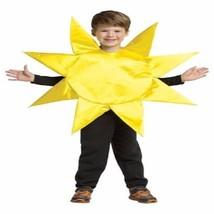 Sun Toddler Costume Sleeveless Pullover Tunic Foam Front Playful Dress F... - £28.31 GBP