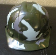 Build A Bear Workshop Hard Military Style Hat Camo - $17.81