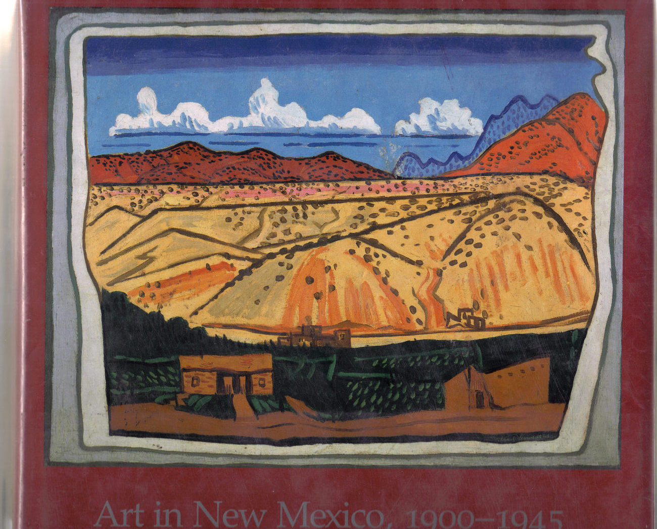 Art in new mexico
