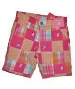 NWT Gymboree POPSICLE PARTY patchwork Shorts 5 - $16.00