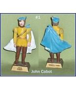 Famous Canadian John Cabot  Canadian Lipton Tea... - $11.25