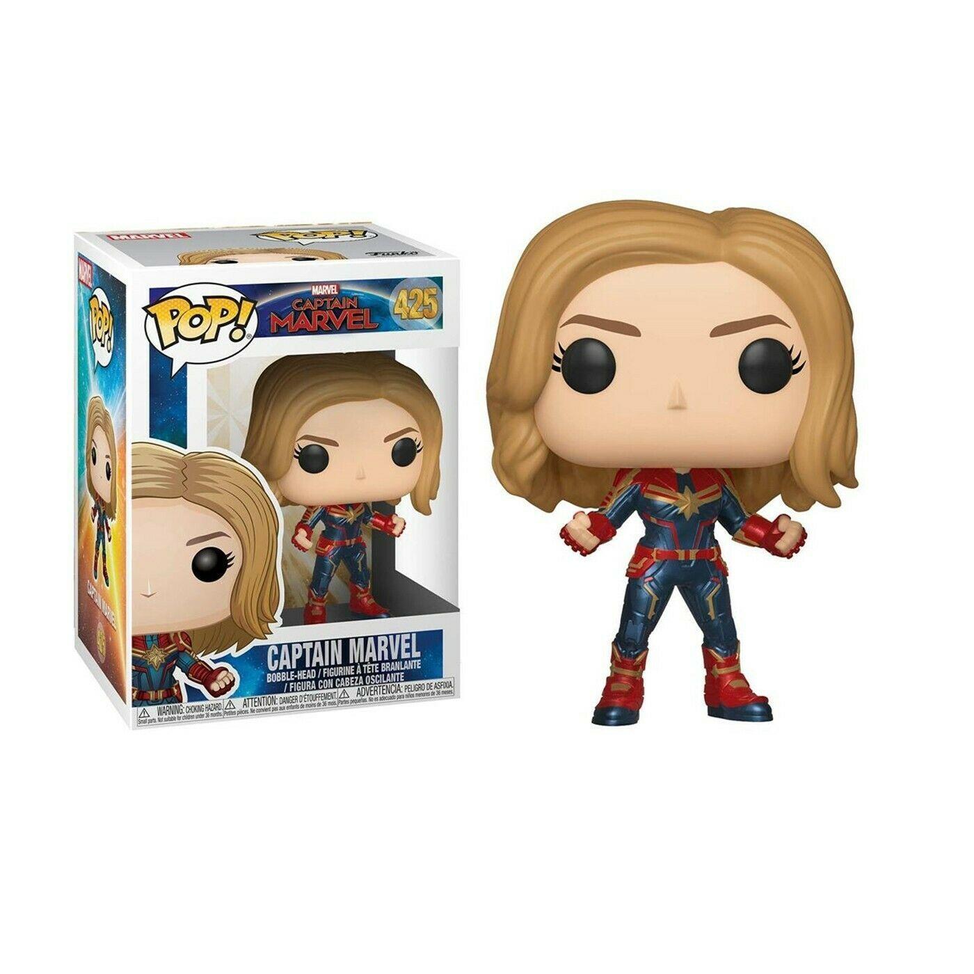 Pop! Marvel: Captain Marvel - Captain Marvel  - $21.98