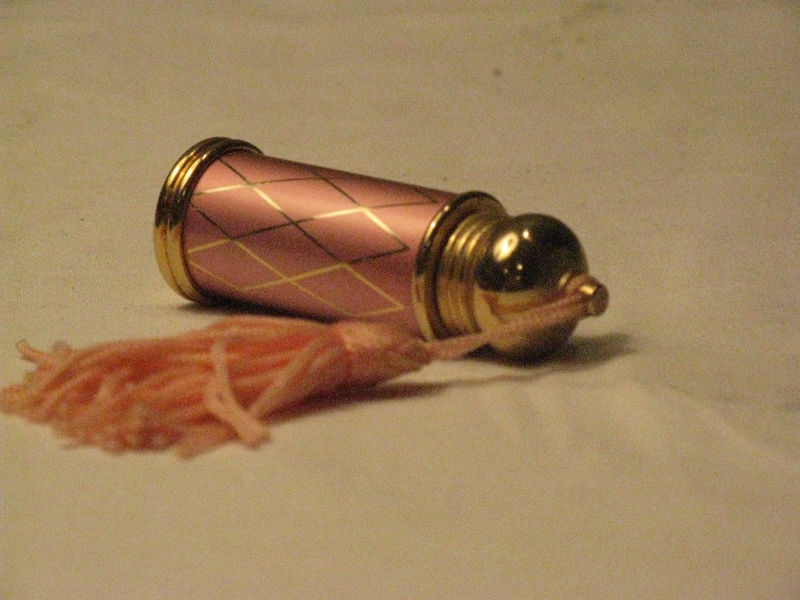 Vintage Gold Plated Perfume Applicator
