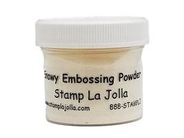 Stamp La Jolla Snowy Embossing Powder