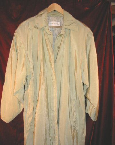 Womens Jones New York Winter Jacket Trench Coat 12