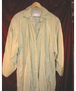 Womens Jones New York Winter Jacket Trench Coat 12 - $30.00