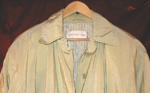 Womens Jones New York Winter Jacket Trench Coat 12