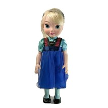 Disney Animators' Collection Toddler Elsa Doll Frozen 15 Inch Tall Ages 3+  - $11.87