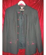 Womens John Meyer Suit Jacket Plus Size 24W Dry Cleaned - $25.00