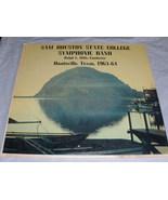 Sam Houston State College Symphonic Band - 1963-64  - Ralph Mills, cond. - $9.50
