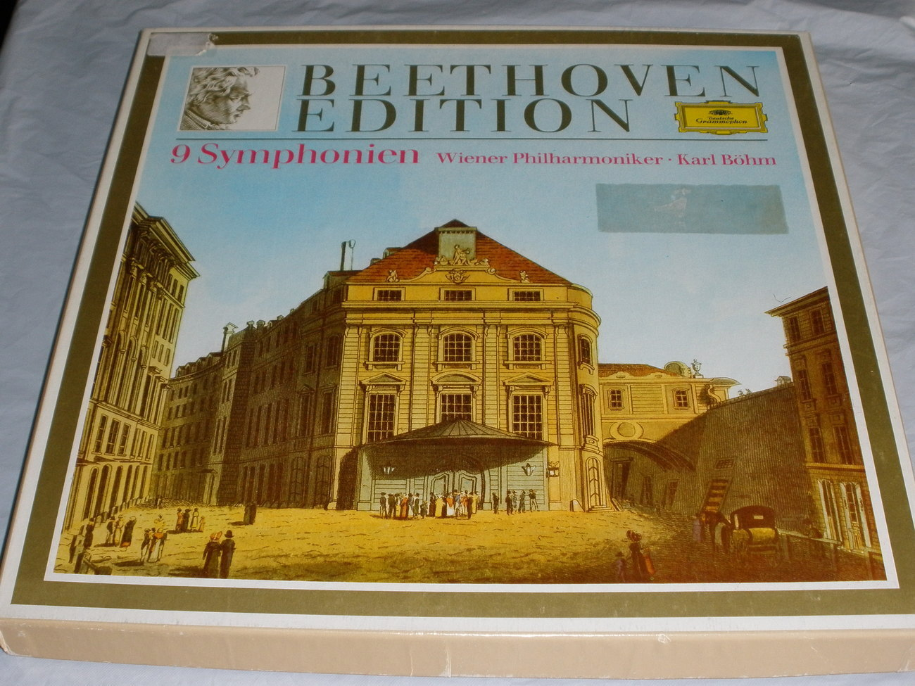 Beethoven edition   8 records