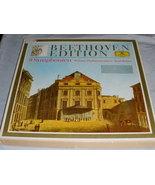 Beethoven Edition - 9 Symphonien - Blohm - 8 Record Set - $16.00