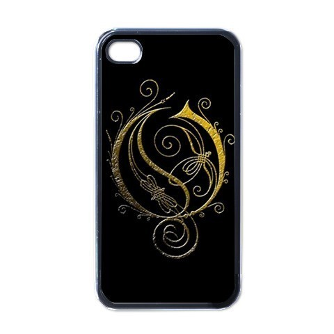 Opeth Metal Band Hard Case Skin For iPHONE 4G