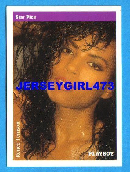 Renee Tenison 1992 Playboy Card #31