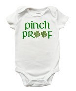 Pinch Proof Children's T-Shirt, St. Patricks Day Shirt for Kids - $9.99+