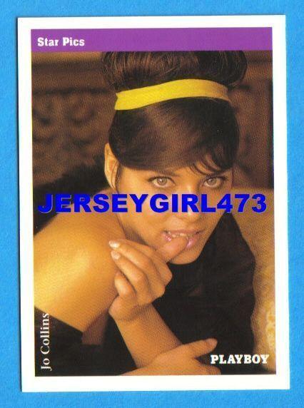 Jo Collins 1992 Playboy Card #10