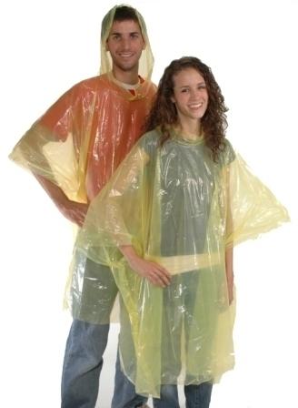 10 - Adult Rain Poncho