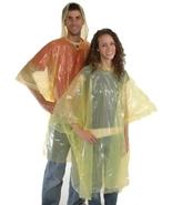 10 - Adult Rain Poncho - $25.00