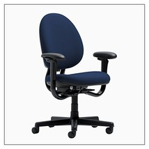 Steelcase Criterion High-Back Work Chair by Steelcase, Color = Navy - $1,123.00