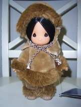 "Precious Moments Children of the World Collection-  ""Sulu The Eskimo"" - $20.00"