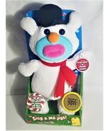 Sing-A-Ma-Jig  Snowman Jingle Bells  NIB - $18.50