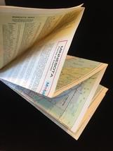 Vintage 80s Mobil Travel Map of Minnesota image 5
