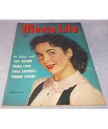 Movie Life Magazine October 1948 Elizabeth Taylor cover Roy Rogers - $12.95