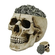 Pacific Giftware PT Erotica Morphing Body Top Skull Box Container Home T... - $39.59