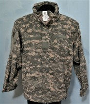 Army Issue L5 Gen Iii Soft Shell Cold Weather Camo Jacket L-R Nwt - $90.25