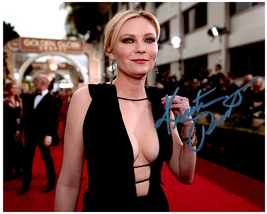 KIRSTEN DUNST  Authentic Original  SIGNED AUTOGRAPHED PHOTO W/COA 5849 - $40.00