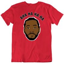 Kawhi Leonard Quote Laugh We The Champs Toronto Basketball v2 T Shirt - $20.99+