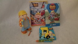 Bob The Builder Gift Set, Feature DVD Movie, Book, Pad, Magic Writing Board - $10.75