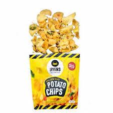 Irvin potato chips