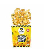 IRVINS Salted Egg Potato Chips 230g Crunchy Crisps Singapore Large Bag S... - $25.00