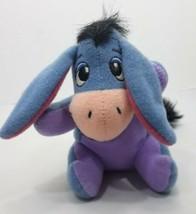 "Mattel Disney Winnie The Pooh Eeyore Plush 5"" 1997 - $15.15"